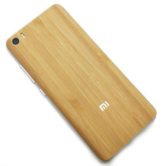 Xiaomi Mi5 fa hátlap