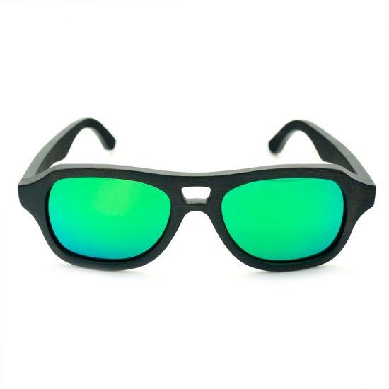 Bobo bird ébenfa napszemüveg zöldeskék